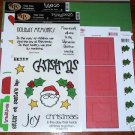 TLC Scrapbooking Kit - CHRISTMAS Theme