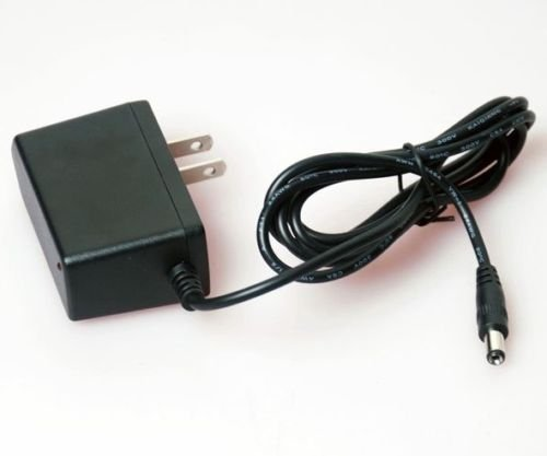 12 Volt DC 0.5A Power Supply Adapter for Camera 500mA