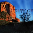 Beautiful Bell Rock Original Print-Sedona Arizona