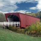 Original Photo of Roseman Bridge in Beautiful Madison County  11x14