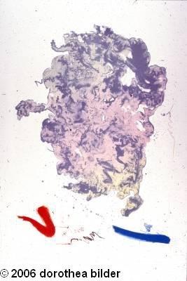 Mundo Miragens -- Original Stone Lithograph Dorothea Bilder 25 s