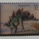 Stegosaurus Dinosaur stamp pin lapel pins hat new 3136F s