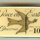 Peace on Earth cloisonne Stamp Pin lapel pins hat 1552