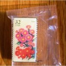 Aster Garden Flower stamp pin lapel pins hat new 2993 s