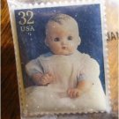 Baby Coos Doll Stamp pin lapel pins hat tie tac 3151f s