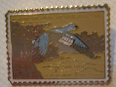 Snow Goose duck stamp pin lapel pins hat tie tac rw55 S