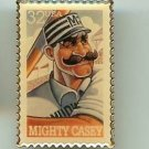 Mighty Casey Baseball stamp pin lapel  tie tac 3083 S