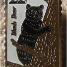 Black Bear Wildlife stamp pins lapel pin hat new 2299