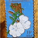 Antioch Dunes Primrose Flower stamp pin lapel pins hat 1786