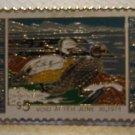 Steller Eider duck stamp pin lapel pins tie tac RW40