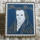 Thomas Paine stamp pin lapel pins tie tac hat 1292