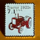 Tractor Stamp Pin collectible lapel pins hat new 2127 S