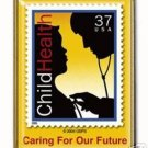 Child Health Care stamp pin lapel pins hat tie tac 3938