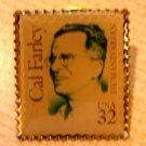 Cal Farley Boys Ranch Stamp Pin lapel pins tie tac 2934 s