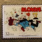Blondie Comic Classics stamp pin lapel pins 3000L