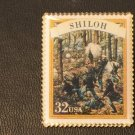Shiloh (Civil War) stamp pin lapel pins 2975e S