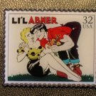 Li'L Abner Comics stamp pin lapel pins hat 3000q