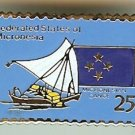 Micronesia Marshall Isands Stamp Pin lapel pins 2506 s