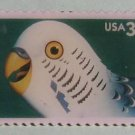 Parrot Bright Eyes Stamp pin lapel hat tie tac new 3233 s