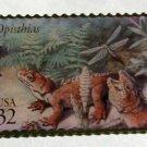 Opisthias Dinosaur stamp pin lapel pins hat 3136h S