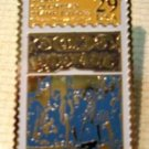 World Columbian Stamp Expo Coumbus pin lapel pins 2616 S
