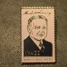 Herbert Hoover lapel pins stamp pin tie tac hat 2219c S