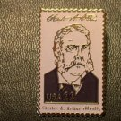 Chester A. Arthur lapel pins stamp pin tie tac 2218c S