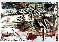 Brazil Contrasts D. Bilder Original Stone Lithograph LE D29