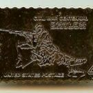 Shiloh Centennial Civil War stamp pin lapel pewter 1179 pew
