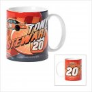 TONY STEWART SUBLIMATED MUG