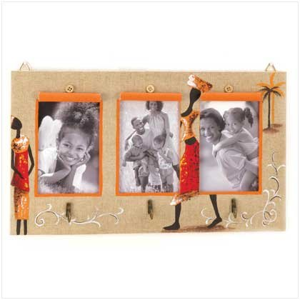 TRIBAL WALL PHOTO FRAME