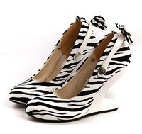 New arrive ladies' aulic Vintage horseshoe dress shoes