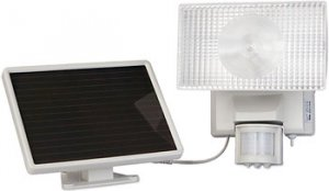 Watch Dog Solar Security Light