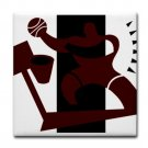 BASKETBALL {25}  tile coasters