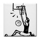 BASKETBALL {29}  tile coasters