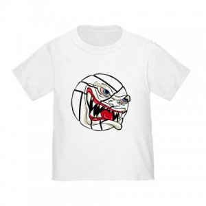 VICIOUS VOLLEYBALL | toddler tee
