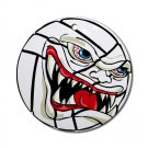 VICIOUS VOLLEYBALL | round or oval porcelain ornament
