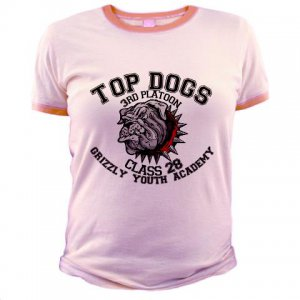 TOP DOGS [4] | jr ringer tee