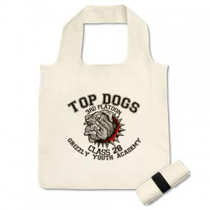 TOP DOGS [4] | reusable shopping bags