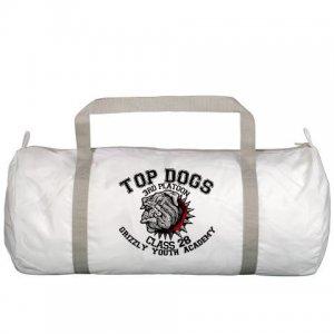 TOP DOGS [4] | gym bag