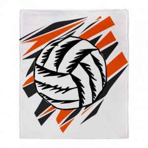 VOLLEYBALL [21] | stadium blanket