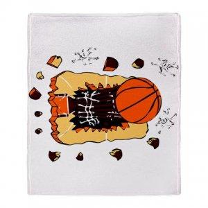 BASKETBALL [44] | stadium blanket
