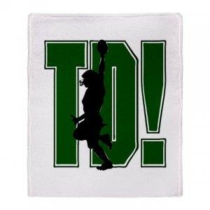 TD!   stadium blanket