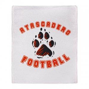 ATASCADERO FOOTBALL [9]   stadium blanket