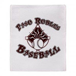 PASO ROBLES BASEBALL [2] | stadium blanket