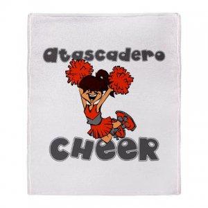 ATASCADERO CHEER [7] | stadium blanket