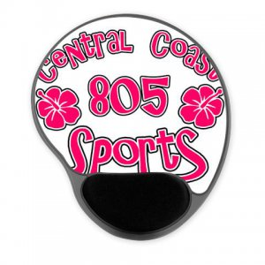 805 SPORTS LOGO [hibiscus 1] | mousepad
