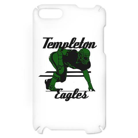 iTOUCH 4 CASE | DEFENSE : anticipate, devastate, dominate [green]