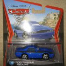 Disney Pixar Cars 2 Rod Torque Redline #16 Diecast Car 1:55 Scale