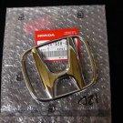NEW GENUINE HONDA S2000 FRONT H EMBLEM 00-08 CHROME 05